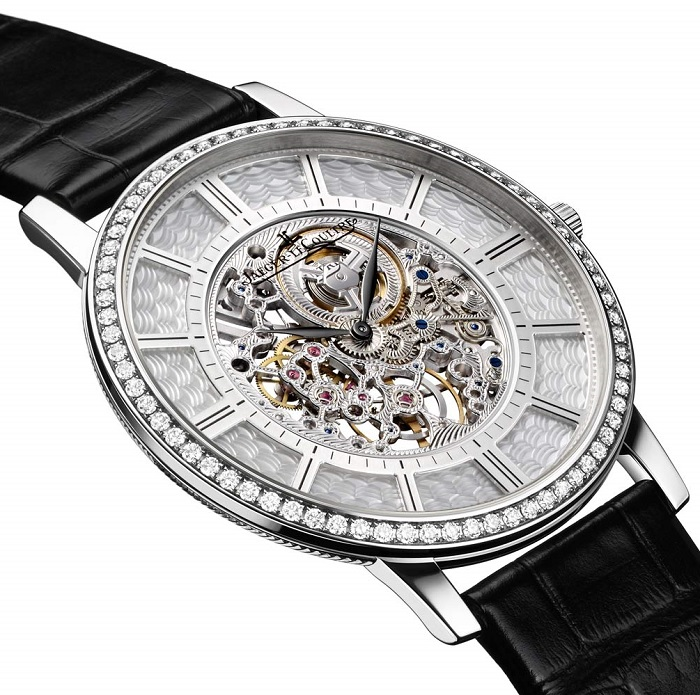 Jaeger-Lecoultre Master Ultra Thin Squelette 1