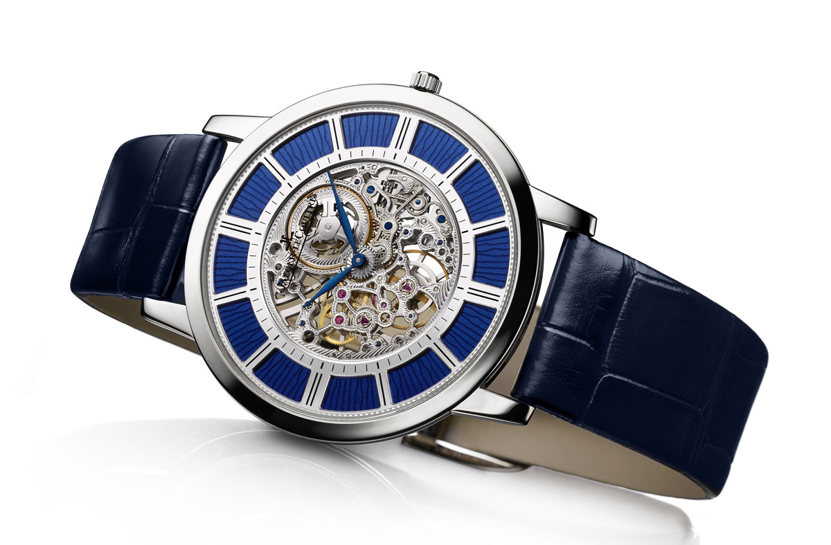 Jaeger-Lecoultre Master Ultra Thin Squelette 2