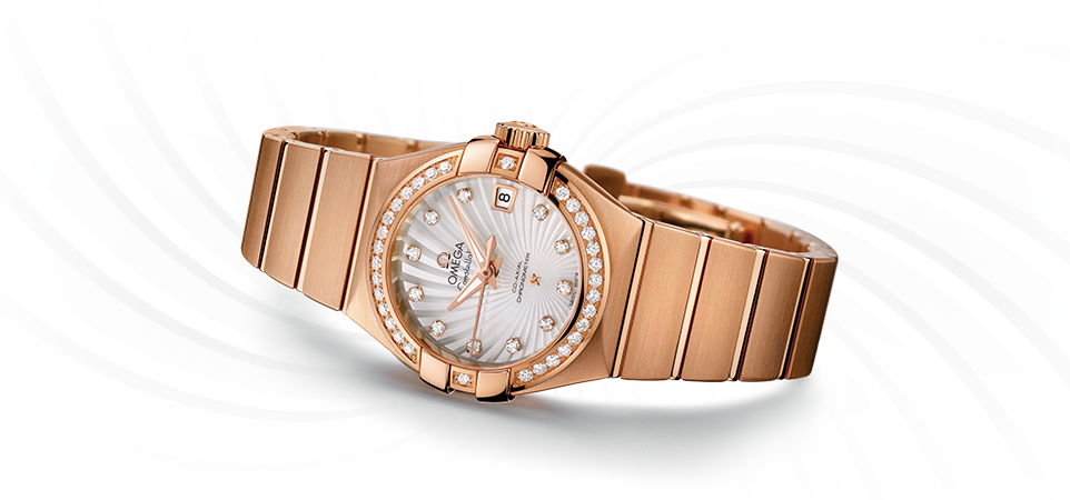 Omega Constellation copy Watches