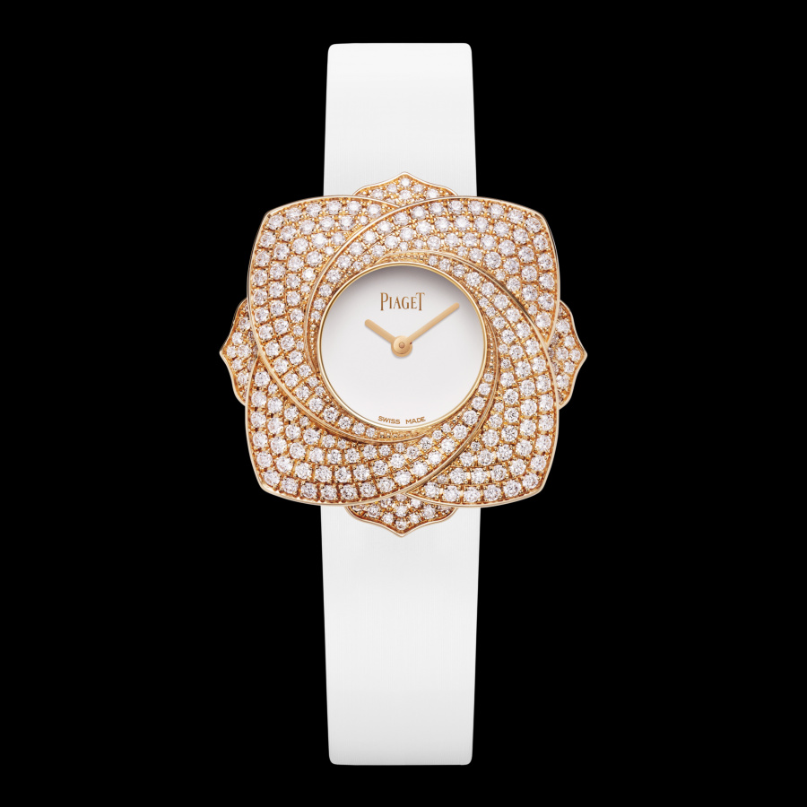 Piaget Limelight Blooming Rose Replica