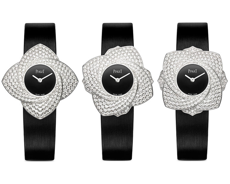 Piaget Limelight Blooming Rose replica3