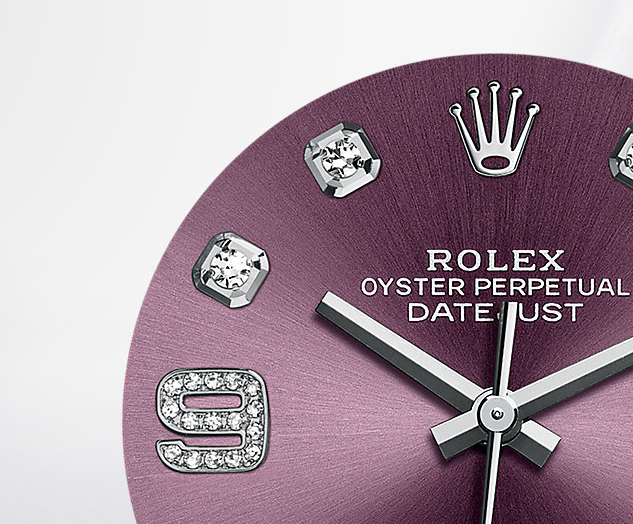 18K White Gold Case Rolex Oyster Perpetual Pearlmaster Replica Watches