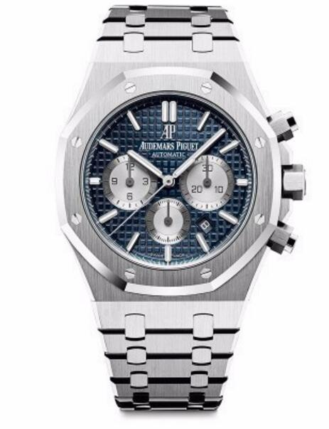 Adhering to the iconic design features, our fake Audemars Piguet watch also received a lot of good reputation for the unique and eye-catching appearance.