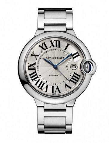 As a classical timepiece, this blue pointers replica Cartier watch attracted a lot of people.