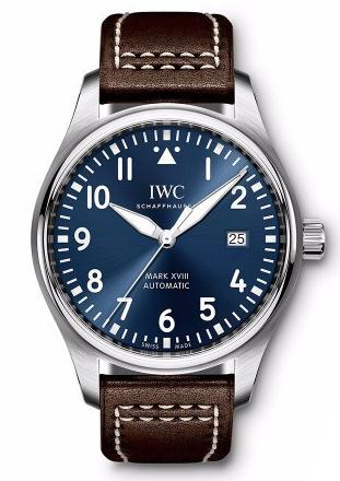 Whether for the delicate appearance or the stable performance, this replica IWC watch all presents the best.