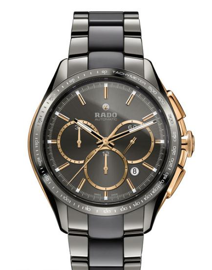 Seeing from the overall design, whether for the appearane or the performance, this replica Rado watch all presents the best.