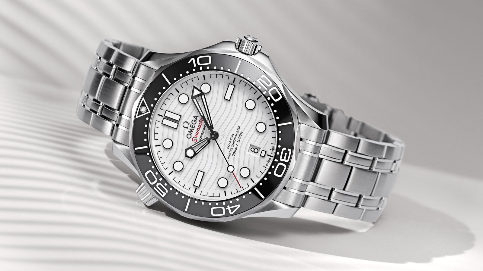 The Seamaster Diver 300 M is best choice for people who are interested in diving watches.